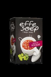 Effe Soep 1 kops soep Chinese Tomaat